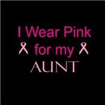 Pink Ribbon - Aunt