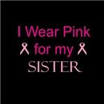 Pink Ribbon - Sister