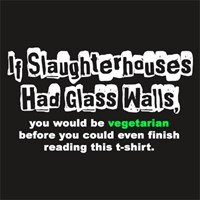 If Slaughterhouses Had Glass Walls