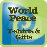 World Peace T-shirts and Gifts