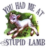 Twilight Stupid Lamb
