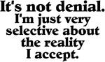 Not Denial
