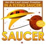Saucer Tour Lines