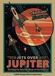 Jets Over Jupiter