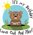 Happy Birthday (Groundhog)