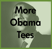 More Obama Tees!
