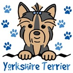 Yorkshire Terrier (Blue)