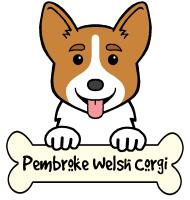 Pembroke Welsh Corgi Cartoon T-Shirts and Gifts