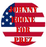 Johnny Boone for Prez