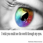 I wish you could see