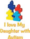 Love Autism Daughter