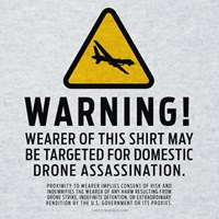 Drone Strike Warning