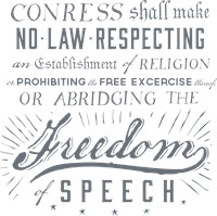 The 1st Amendment