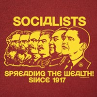 Socialists: Spreading the Wealth Since 191