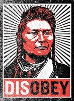 Disobey Chief Joseph Edition