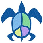 Peace Sea Turtles