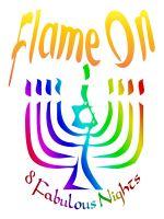 Flame On! Gay Hanukkah