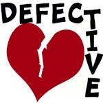 Defective heart