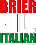 Brier Hill Italian Logo Wear & Collectibles