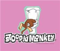 Stoopid Monkey Toilet