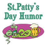 St. Patty's/St. Patrick's Day Humor