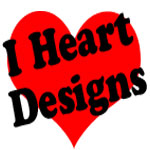 I Heart (Love) Designs
