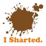 I Sharted (Poop Stain)
