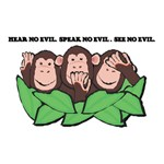 No Evil Monkeys