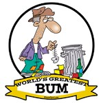 WORLDS GREATEST BUM MEN