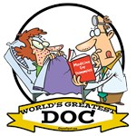 WORLDS GREATEST DOC DOCTOR