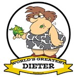 WORLDS GREATEST DIETER CARTOON