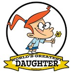 WORLDS GREATEST DAUGHTER CARTOON