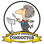 WORLDS GREATEST CONDUCTOR CARTOON