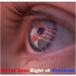 Never Lose Sight Of Freedom #2