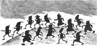 Brownies Running