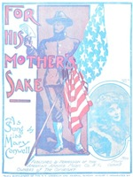 Copy of For His Mother's Sake