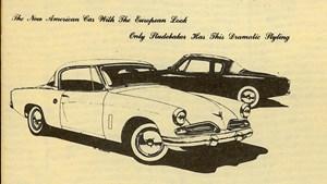 1953 Studebakers