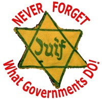 Juif Never Forget Men's Clothing