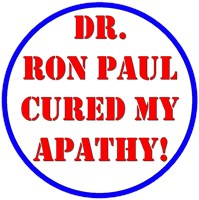 Ron Paul cure-2 Children's Clothing
