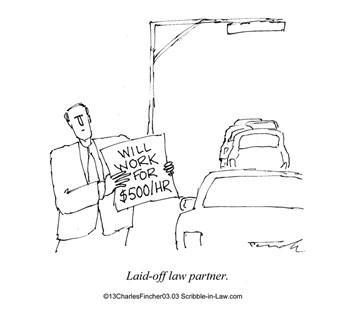 Laid-Off Law Partner