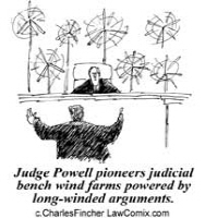 Judicial Wind Farms