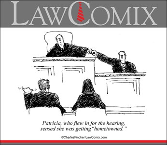 Lawyer Gets Hometowned