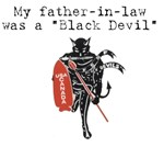 Father In Law was a Black Devil
