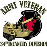 34th Infantry Div - Army Veteran