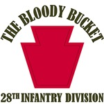 Bloody Bucket - 28th ID