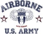 Army Airborne Grunge Style - 44TH MEDCOM