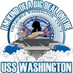Kind of a Big Deal - USS Washington