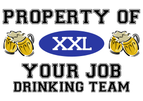 Property of Drinking Team Designs M-Z