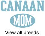 Dog Breed Mom (blue)