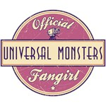 Official Universal Monsters Fangirl